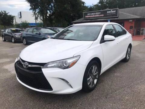 2015 Toyota Camry for sale at Prime Auto Solutions in Orlando FL