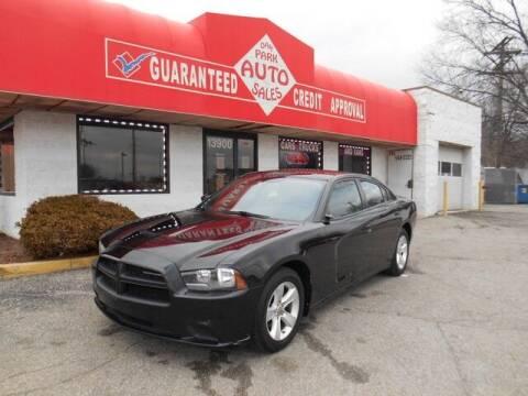 2014 Dodge Charger for sale at Oak Park Auto Sales in Oak Park MI