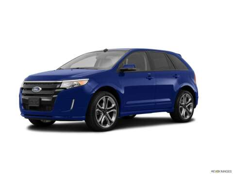 2014 Ford Edge for sale at B & B Auto Sales in Brookings SD