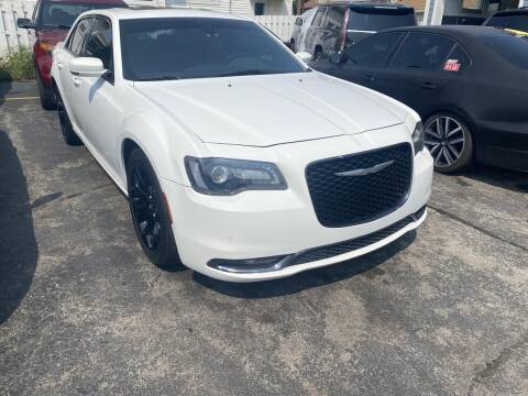 2015 Chrysler 300 for sale at CLASSIC MOTOR CARS in West Allis WI
