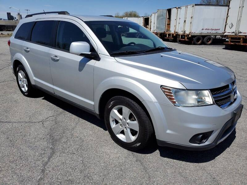 2012 Dodge Journey for sale at 518 Auto Sales in Queensbury NY
