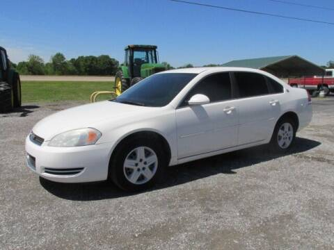 2007 Chevrolet Impala for sale at 412 Motors in Friendship TN