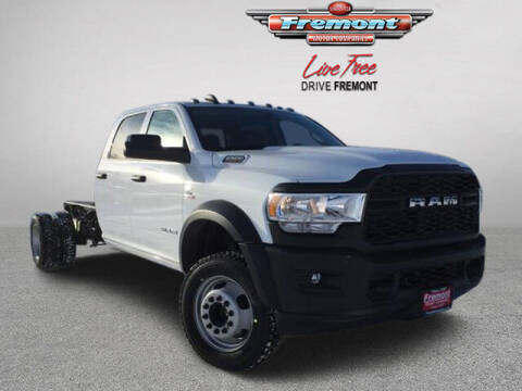 2019 RAM Ram Chassis 5500 for sale at Rocky Mountain Commercial Trucks in Casper WY