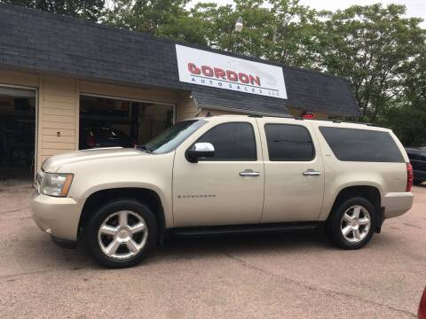 2007 Chevrolet Suburban for sale at Gordon Auto Sales LLC in Sioux City IA
