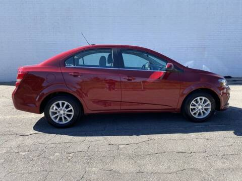 2017 Chevrolet Sonic for sale at Smart Chevrolet in Madison NC
