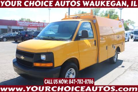 2005 Chevrolet Express Cutaway for sale at Your Choice Autos - Waukegan in Waukegan IL