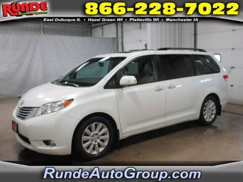 2014 Toyota Sienna for sale at Runde Chevrolet in East Dubuque IL