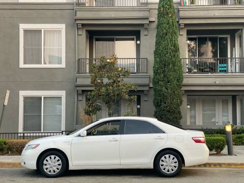 2009 Toyota Camry Hybrid for sale at Carpower Trading Inc. in Anaheim CA