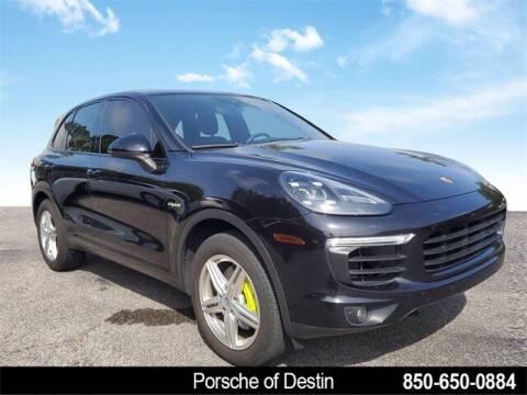 2016 Porsche Cayenne for sale at Gregg Orr Pre-Owned of Destin in Destin FL