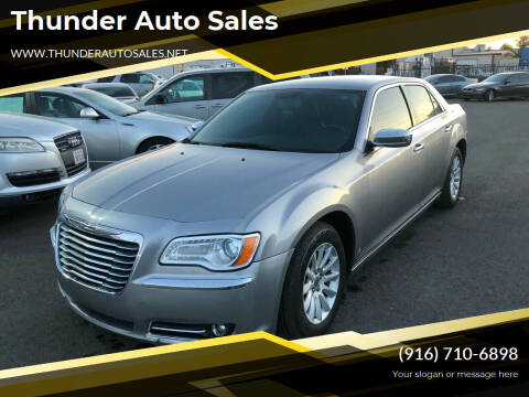 2014 Chrysler 300 for sale at Thunder Auto Sales in Sacramento CA