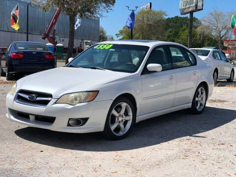 2008 Subaru Legacy for sale at Pro Cars Of Sarasota Inc in Sarasota FL