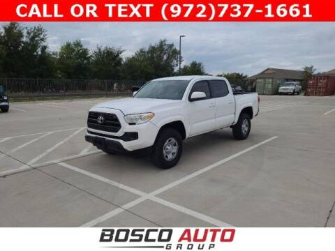 2016 Toyota Tacoma for sale at Bosco Auto Group in Flower Mound TX