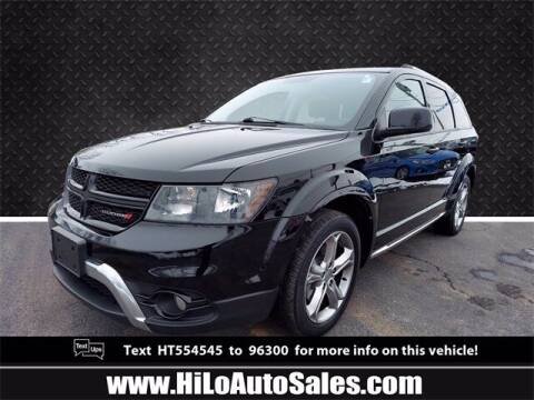 2017 Dodge Journey for sale at Hi-Lo Auto Sales in Frederick MD