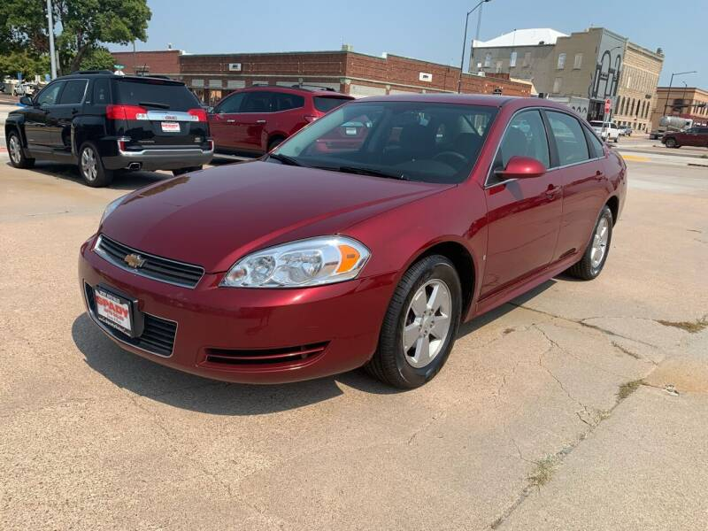 2009 Chevrolet Impala for sale at Spady Used Cars in Holdrege NE
