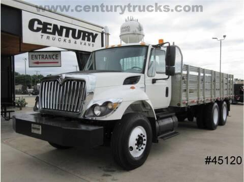 2009 International WorkStar 7400 for sale at CENTURY TRUCKS & VANS in Grand Prairie TX