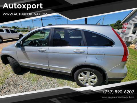 2009 Honda CR-V for sale at Autoxport in Newport News VA