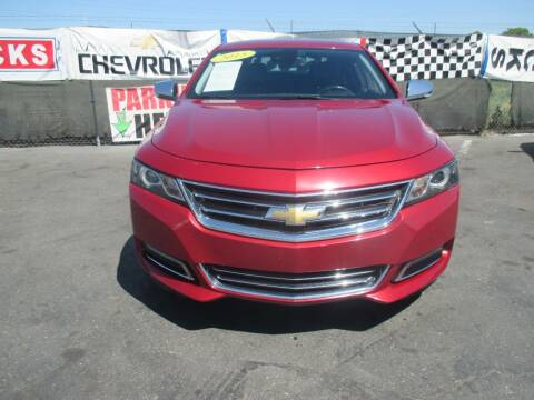 2015 Chevrolet Impala for sale at Quick Auto Sales in Modesto CA