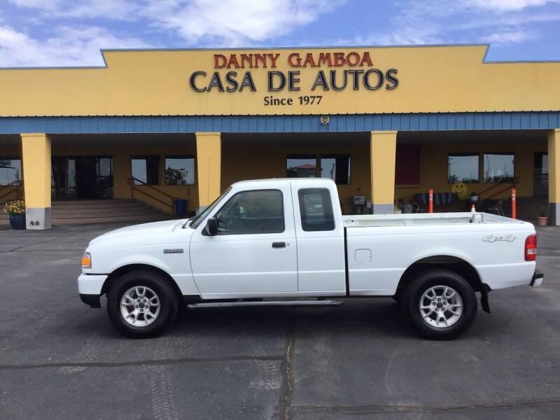 2007 Ford Ranger for sale at CASA DE AUTOS, INC in Las Cruces NM