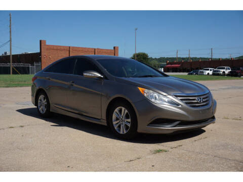 2014 Hyundai Sonata for sale at Autosource in Sand Springs OK