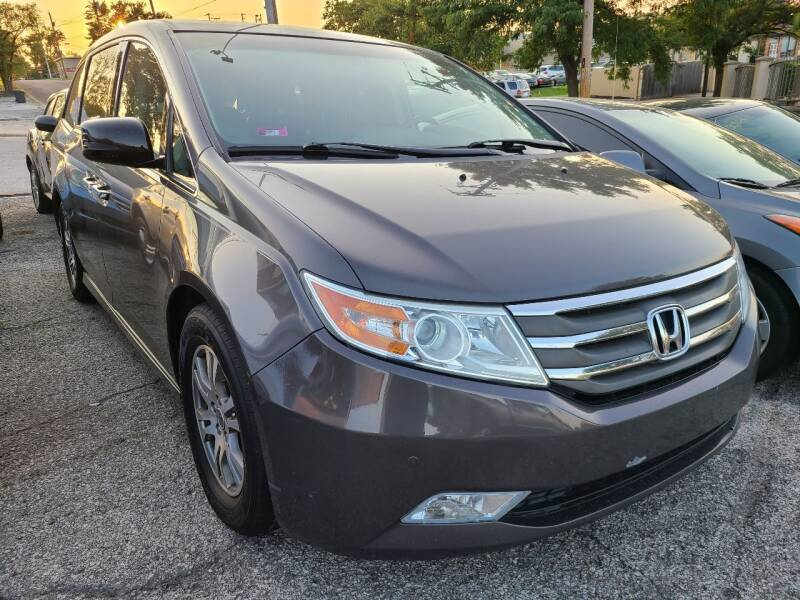 2011 Honda Odyssey for sale at AA Auto Sales LLC in Columbia MO