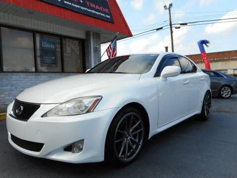 2008 Lexus IS 250 for sale at Super Sports & Imports in Jonesville NC