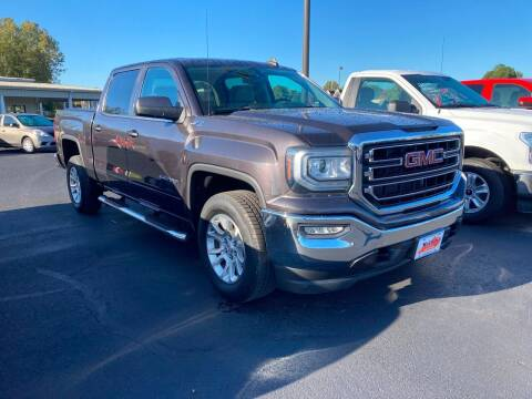 2016 GMC Sierra 1500 for sale at McCully's Automotive - Trucks & SUV's in Benton KY