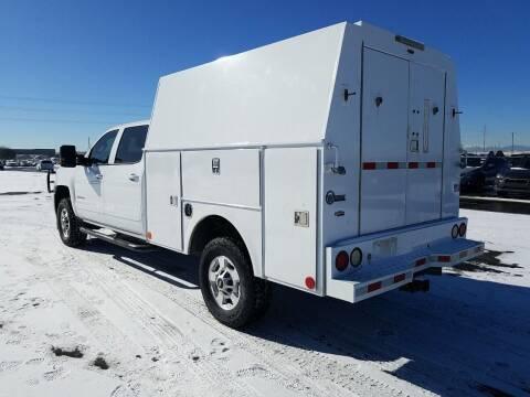 2015 Chevrolet Silverado 2500HD for sale at Diesel Of Houston in Houston TX