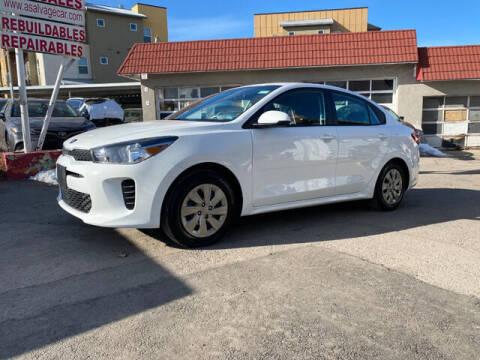 2020 Kia Rio for sale at ELITE MOTOR CARS OF MIAMI in Miami FL