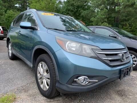 2013 Honda CR-V for sale at Star Auto Sales in Richmond VA