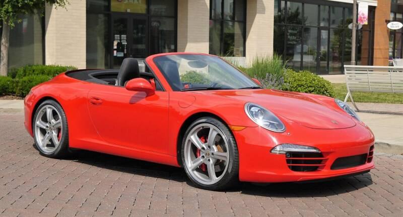 2013 Porsche 911 for sale in Brentwood, TN