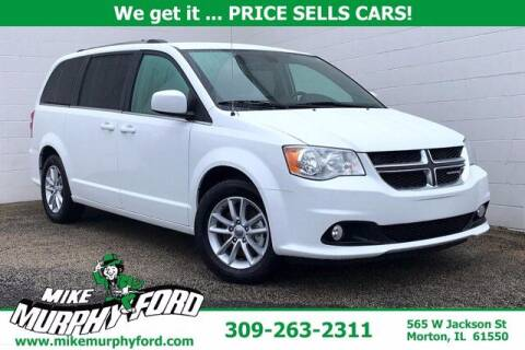 2020 Dodge Grand Caravan for sale at Mike Murphy Ford in Morton IL