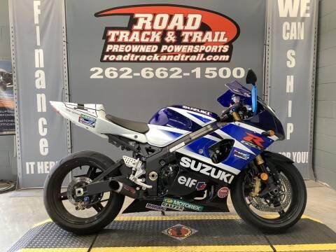 2004 Suzuki GSX-R 1000 Mladin Replica Edit for sale at Road Track and Trail in Big Bend WI