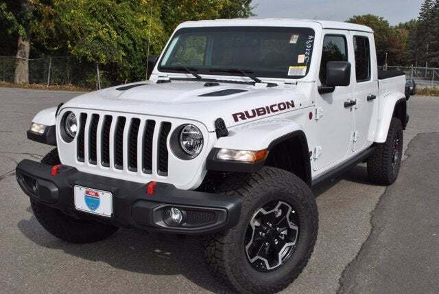 2021 Jeep Gladiator for sale at 495 Chrysler Jeep Dodge Ram in Lowell MA