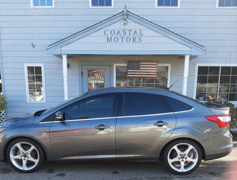 2014 Ford Focus for sale at Coastal Motors in Buzzards Bay MA