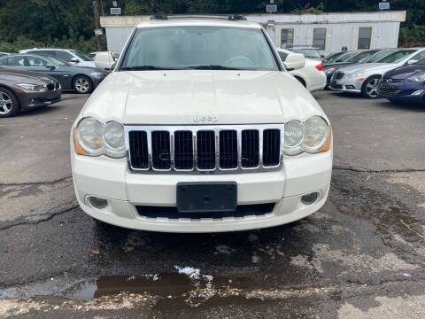 2008 Jeep Grand Cherokee for sale at Exotic Automotive Group in Jersey City NJ