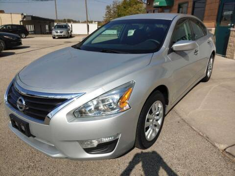 2014 Nissan Altima for sale at Auto Solutions of Rockford in Rockford IL