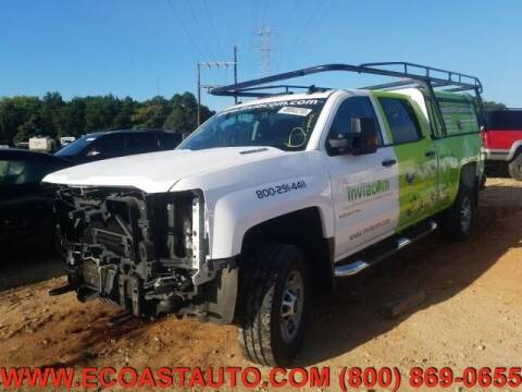 2015 Chevrolet Silverado 2500HD for sale at East Coast Auto Source Inc. in Bedford VA