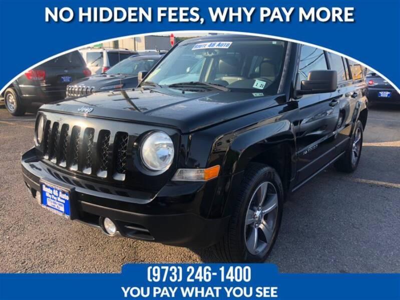 2016 Jeep Patriot for sale at Route 46 Auto Sales Inc in Lodi NJ