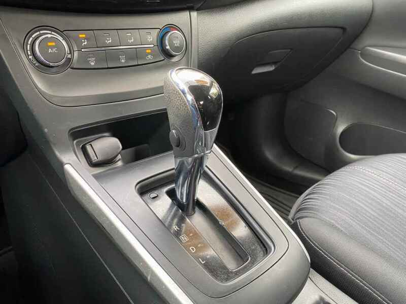 2017 Nissan Sentra for sale at LIQUIDATORS in Houston TX