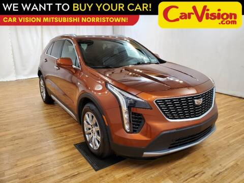 2019 Cadillac XT4 for sale at Car Vision Mitsubishi Norristown in Trooper PA