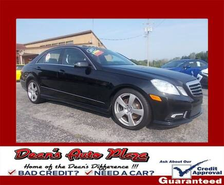 2011 Mercedes-Benz E-Class for sale at Dean's Auto Plaza in Hanover PA