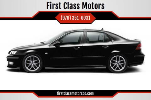 2007 Saab 9-3 for sale at First Class Motors in Greeley CO