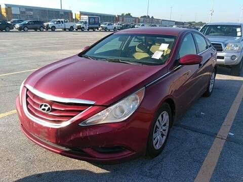 2011 Hyundai Sonata for sale at Buy Here Pay Here Lawton.com in Lawton OK