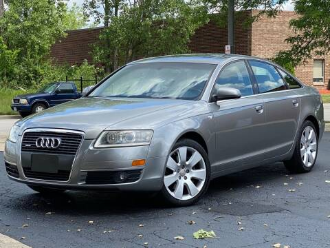 2006 Audi A6 for sale at Schaumburg Motor Cars in Schaumburg IL