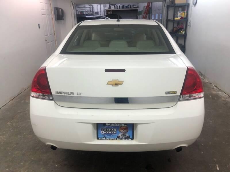 2008 Chevrolet Impala LT 4dr Sedan w/2LT - Eastlake OH