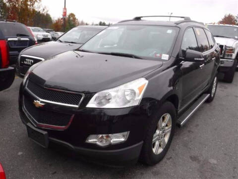 2011 Chevrolet Traverse for sale at Greeley's Garage in Auburn ME
