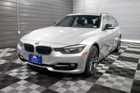 2014 BMW 3 Series for sale at TRUST AUTO in Sykesville MD