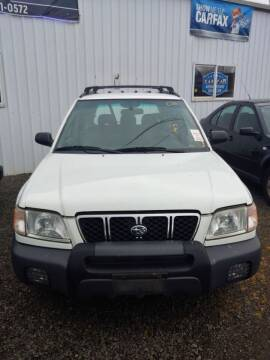2001 Subaru Forester for sale at M AND S CAR SALES LLC in Independence OR