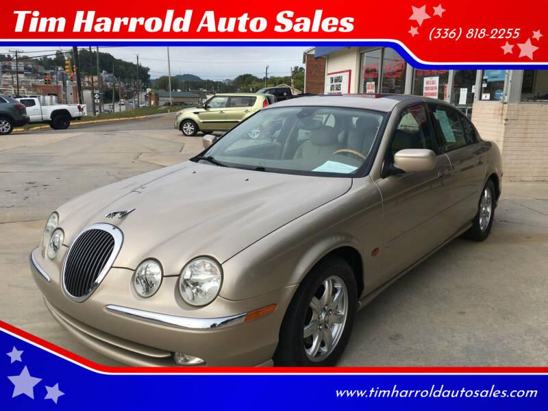 2000 Jaguar S-Type for sale at Tim Harrold Auto Sales in Wilkesboro NC