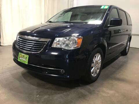 2015 Chrysler Town and Country for sale at Frogs Auto Sales in Clinton IA